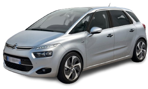 Citroen C4 Grand Picasso II (2013->)